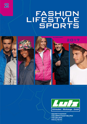 Lutz Fashion und Lifestyle Katalog